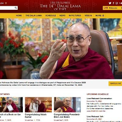 www.dalailama.com